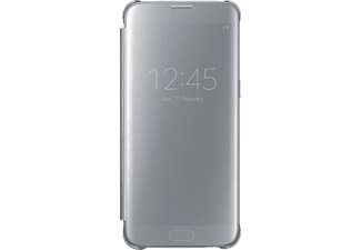 SAMSUNG Clear View Cover Galaxy S7 edge Zilver