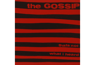 Gossip - That's Not What I Heard - (CD)