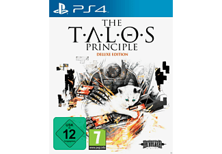 The Talos Principle (Deluxe Edition) - PlayStation 4