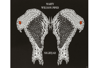 Marty Wilson-piper - Nightjar [CD]