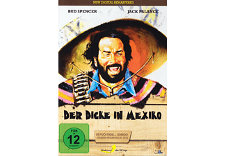 Der Dicke in Mexiko (New Digital Remastered) - (DVD)