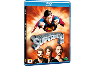 Superman 2 Action Blu-ray