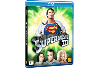 Superman 3 Blu-ray