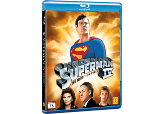 Superman 4 Action Blu-ray