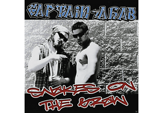 Captain Ahab - Snakes On The Brain - (CD)
