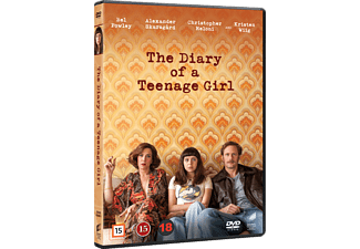 The Diary of a Teenage Girl Drama DVD