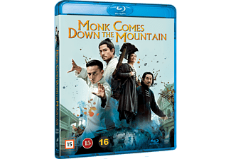 Monk Comes Down The Mountain Action Blu-ray