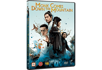Monk Comes Down The Mountain Action DVD