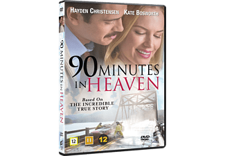 90 Minutes in Heaven Drama DVD