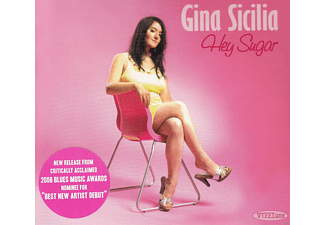 Gina Sicilia - Hey Sugar - (CD)