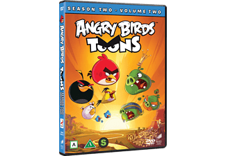 Angry Birds Toons S2 Vol2 Animation / Tecknat DVD