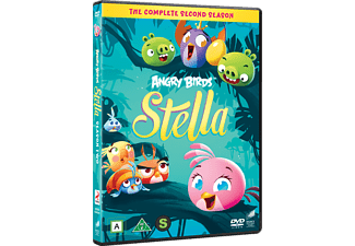 Angry Birds: Stella S2 Animation / Tecknat DVD
