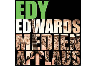 Edy Edwards - Medienapplaus - (CD)