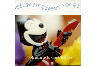 VARIOUS - Instrumentally Yours - (CD)