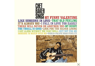 Chet Baker - Chet Baker Sings+12 Bonus Tracks - (CD)