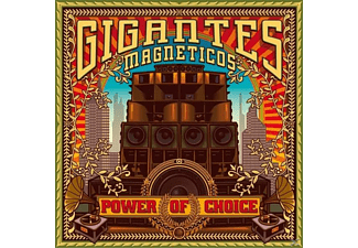 Gigantes Magneticos - Power Of Choice (+Download) - (Vinyl)
