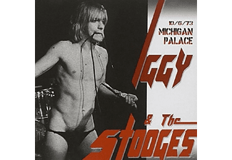 Iggy Pop - Michigan Palace 10/06/1973 - (CD)
