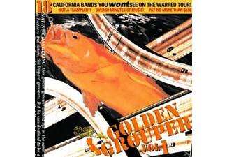 VARIOUS - Golden Grouper Vol. 1 [CD]