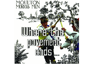 Moultin Morris Men - Where The Pavement Ends [CD]