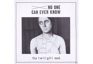 The Twilight Sad - No One Can Ever Know - (CD)