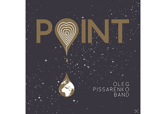 Oleg Pissarenko Band - Point - (CD)