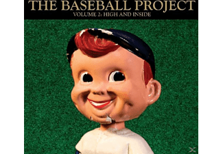 The Baseball Project - Vol.2: High And Inside - (CD)