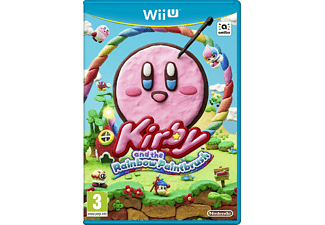 Kirby And The Rainbow Nintendo Wii U