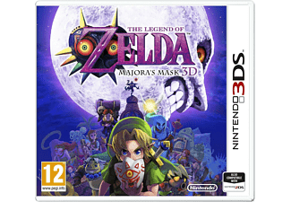 The Legend Of Zelda: Majoras Mask Nintendo 3DS