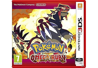 Pokémon Omega Ruby NL 3DS