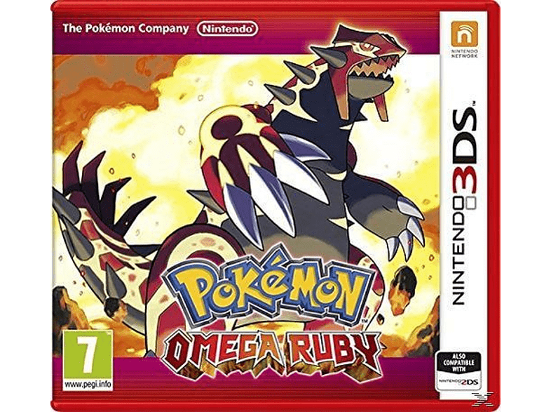 Pokemon Omega Ruby Nintendo 3DS gaming φορητές κονσόλες games 2ds  3ds gaming   offline nintendo 3ds παιχνίδια 3