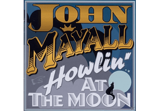 John Mayall - Howling At The Moon [CD]