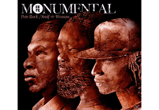 Pete / Smif-n-wessun Rock - Monumental - (CD)