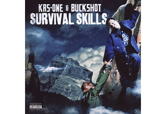 Krs-one & Buckshot - Survival Skills - (CD)