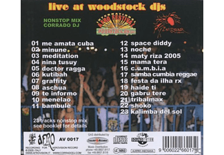 Dj Corrado - Live At Woodstock Djs [CD]