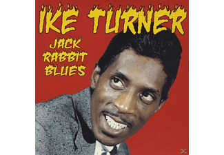 Ike Turner - Jack Rabbit Blues - (CD)