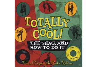 VARIOUS - Totally Cool - (CD)