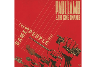 Paul & The King Snakes Lamb - The Games People Play [CD]