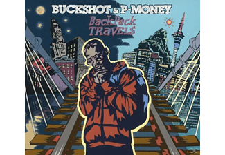 Buckshot & P-money - Backpack Travels [CD]