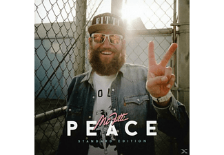 Mc Fitti - Peace - (CD)