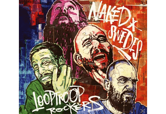Looptroop Rockers - Naked Swedes - (CD)