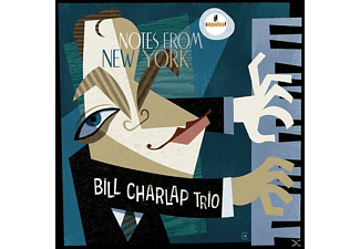 Bill Trio Charlap - Notes From Newyork - (CD)