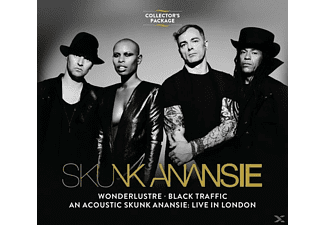 Skunk Anansie - Collector's Package-Wonderlustre/Black Traffic/ [CD]