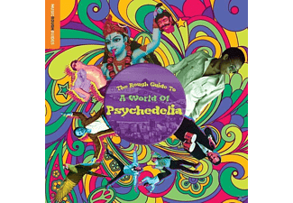 Rough Guide Sampler - Rough Guide: A World Of Psychedelia - (CD)