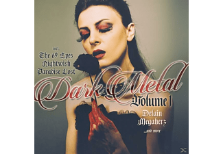 VARIOUS - Dark Metal Vol.1 - (CD)