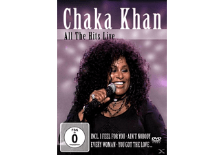 Chaka Khan - All The Hits Live - (DVD)