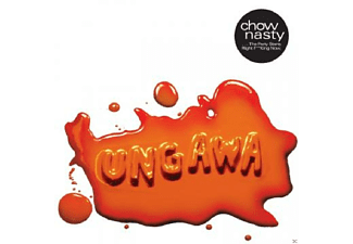 Chow Nasty - Ungawa....The Party Starts Right F**king Now - (CD)