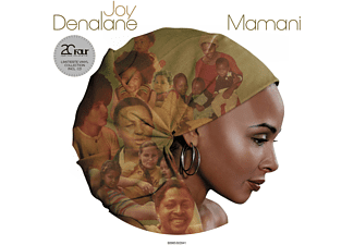 Joy Denalane - Mamani - (LP + Bonus-CD)