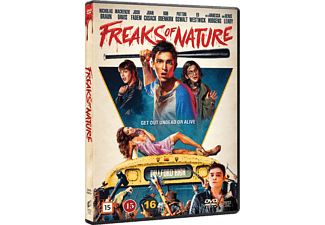Freaks of Nature Skräck DVD