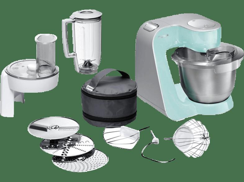 BOSCH Küchenmaschine MUM58020 MUM5 CreationLine - MediaMarkt