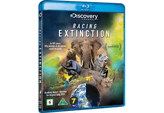 Racing Extinction Dokumentär Blu-ray
